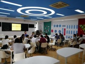 校创新创业学期工作会议顺利召开