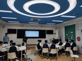 我校举行创新聚焦课堂